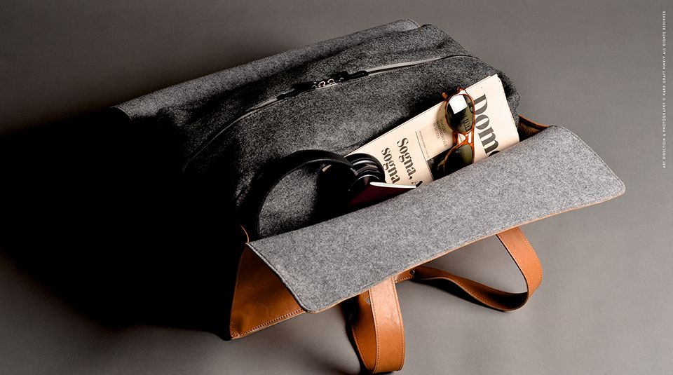 Hard Graft 1st Edition Travel Bag is a Jetsetter's Delight
