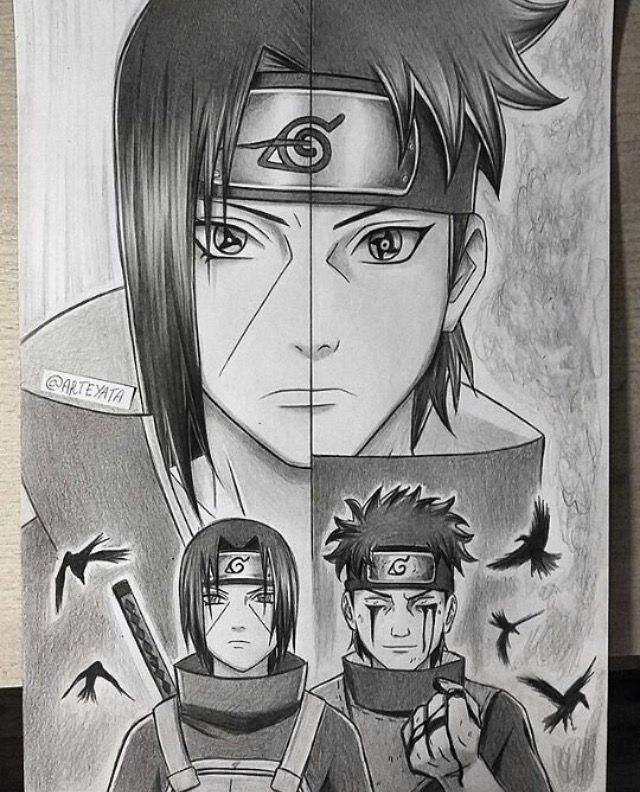 Pin By Red One On Anime With Images Naruto Sketch Naruto Drawings Naruto Art