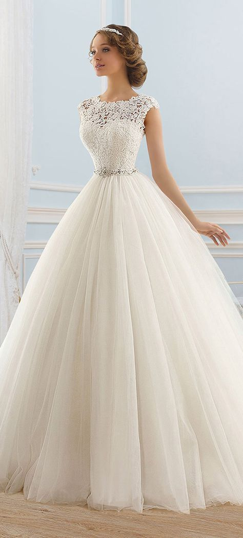 Vestido de noiva Princesa | my wedding someday! | Pinterest ...
