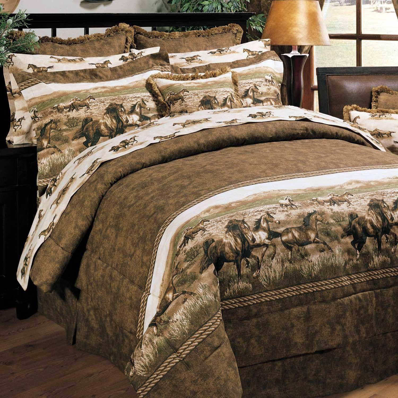 chocolate plaid comforter p comforters rustic cabin bedding set montana cabins morning