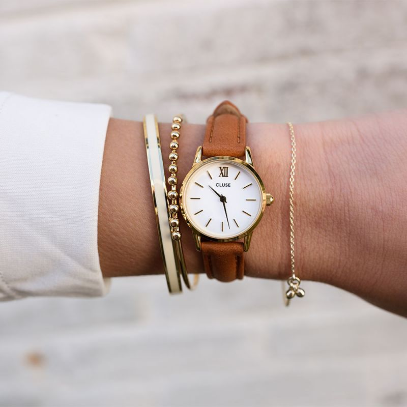 621d27b1 CLUSE La Vedette Gold White/Caramel CL50022 | Things to wear in 2019 ...