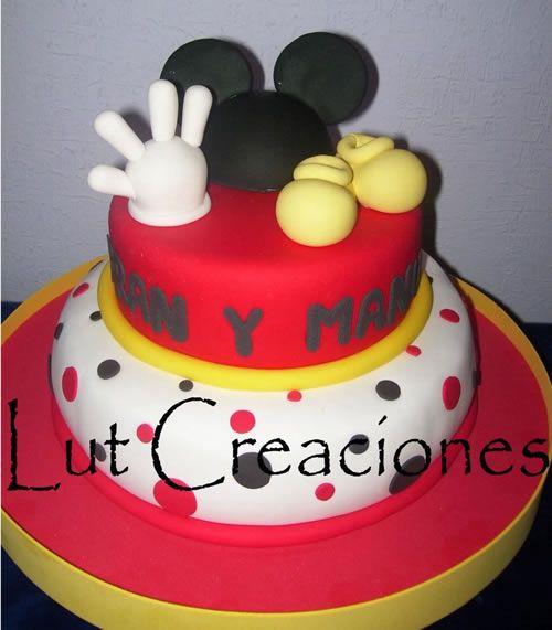Tortas Infantiles Decoradas Mickey | Albertdeker Blog