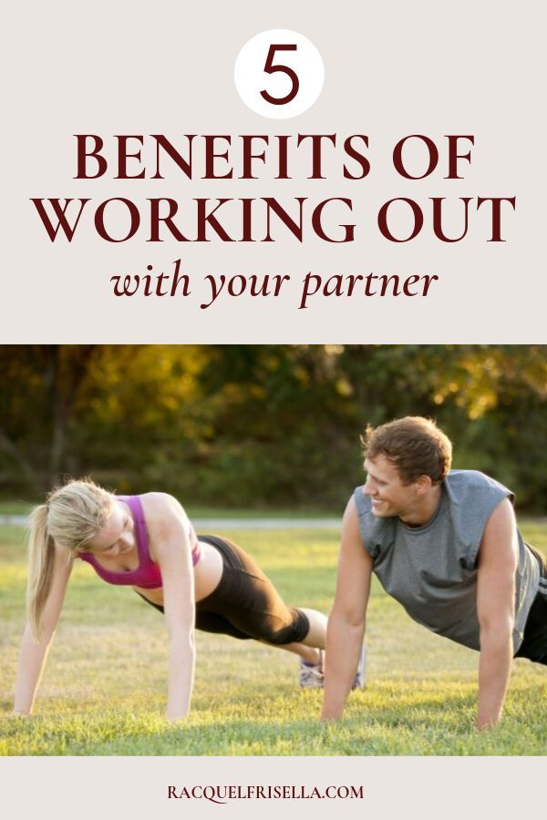Getting in shape and working out is so much easier when you involve your partner! Find out these 5 h...