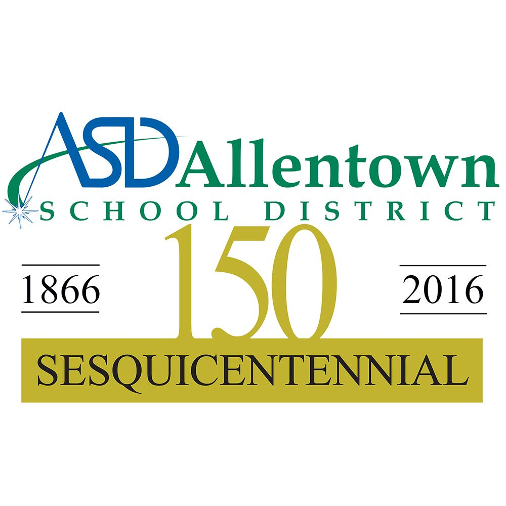 Allentown school district 150th exhibit at liberty bell