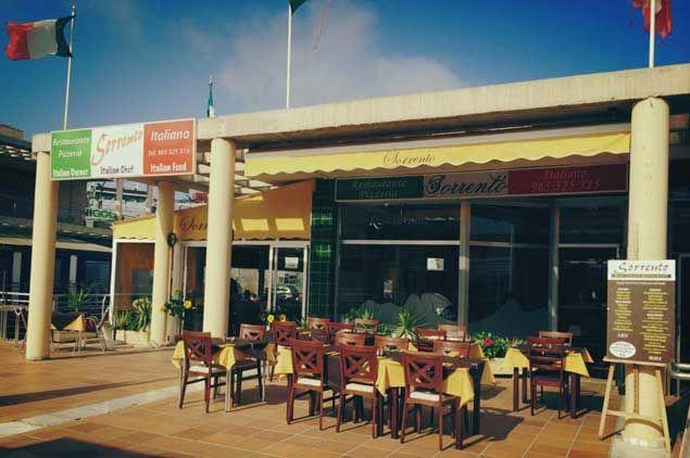 Итальянский ресторан Sorrento | Orihuela CostaStep to Spain