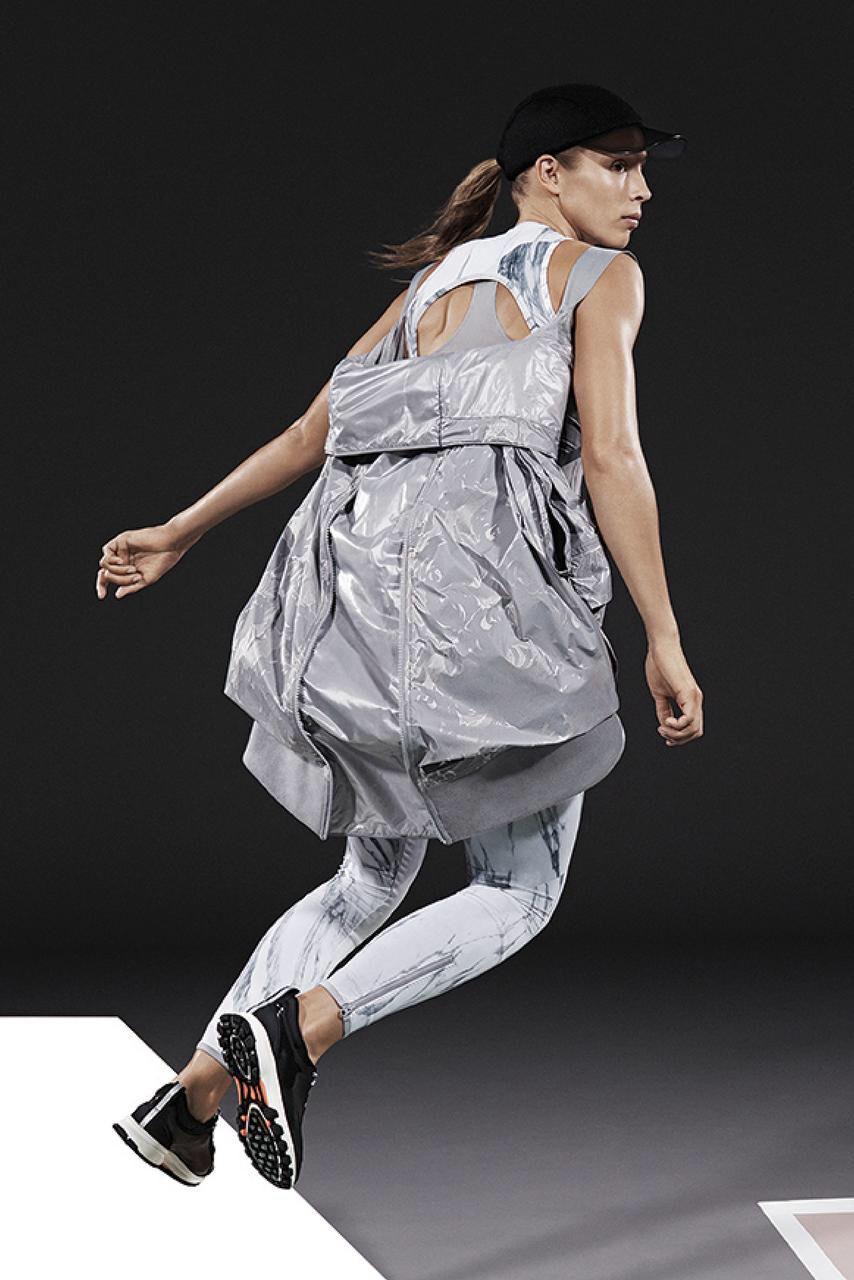 Adidas by Stella McCartney, Look #1