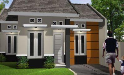 5 desain teras rumah type 45 terbaik | rumah minimalis