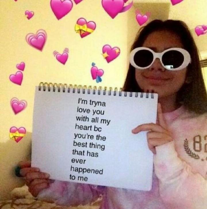 Pin By Kassi On Meme Cute Love Memes Love You Meme Funny Memes For Him