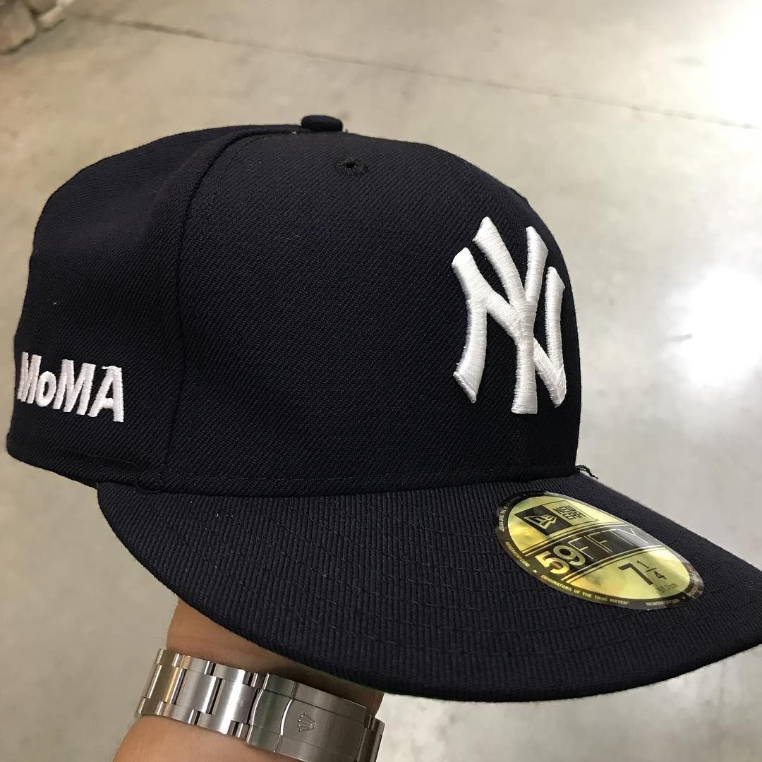 Thank you  joannaqf for my NY Yankees X MoMA  ny  yankees  moma ... eef45d403a9