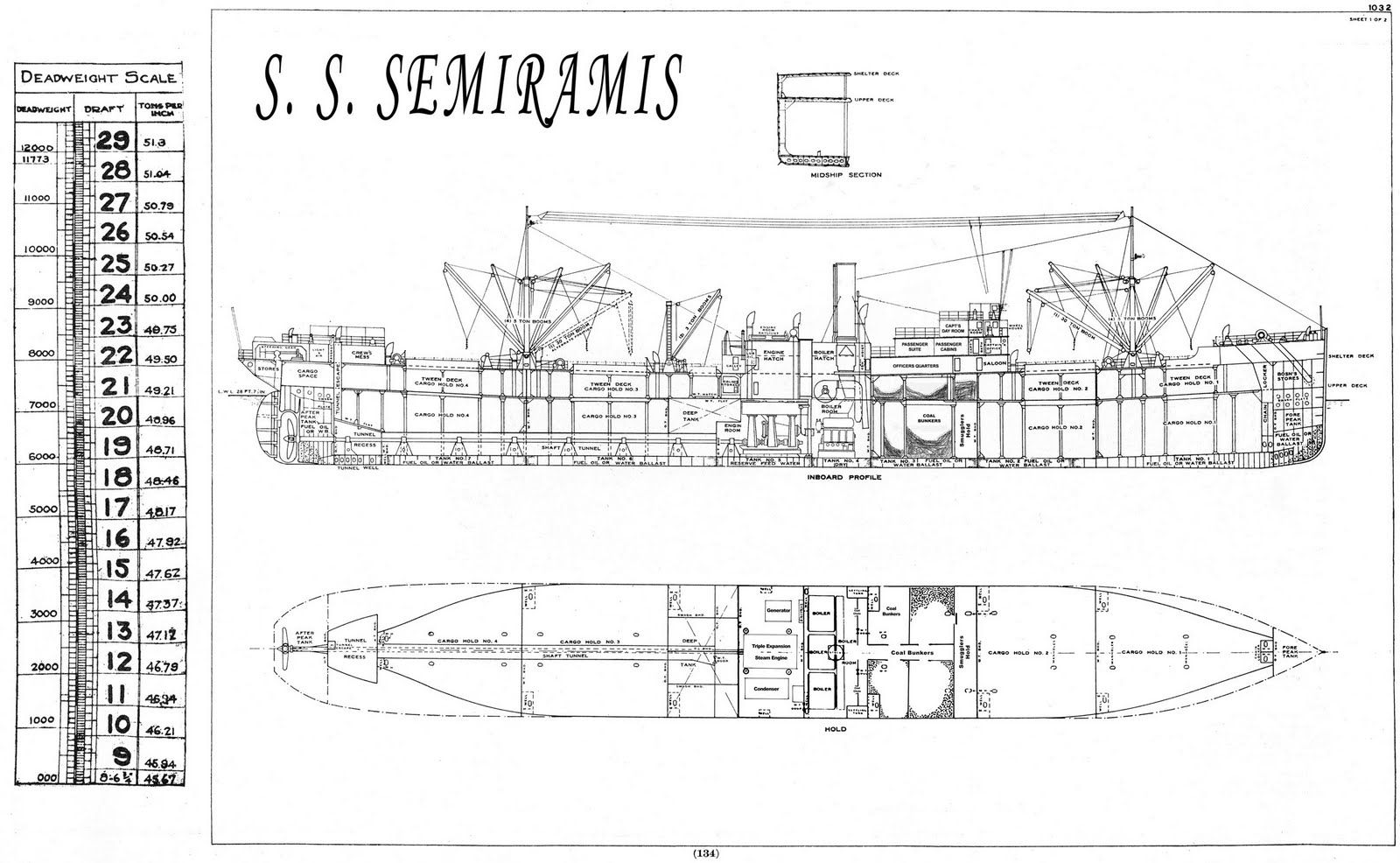 propnomicon  tramp steamer plans