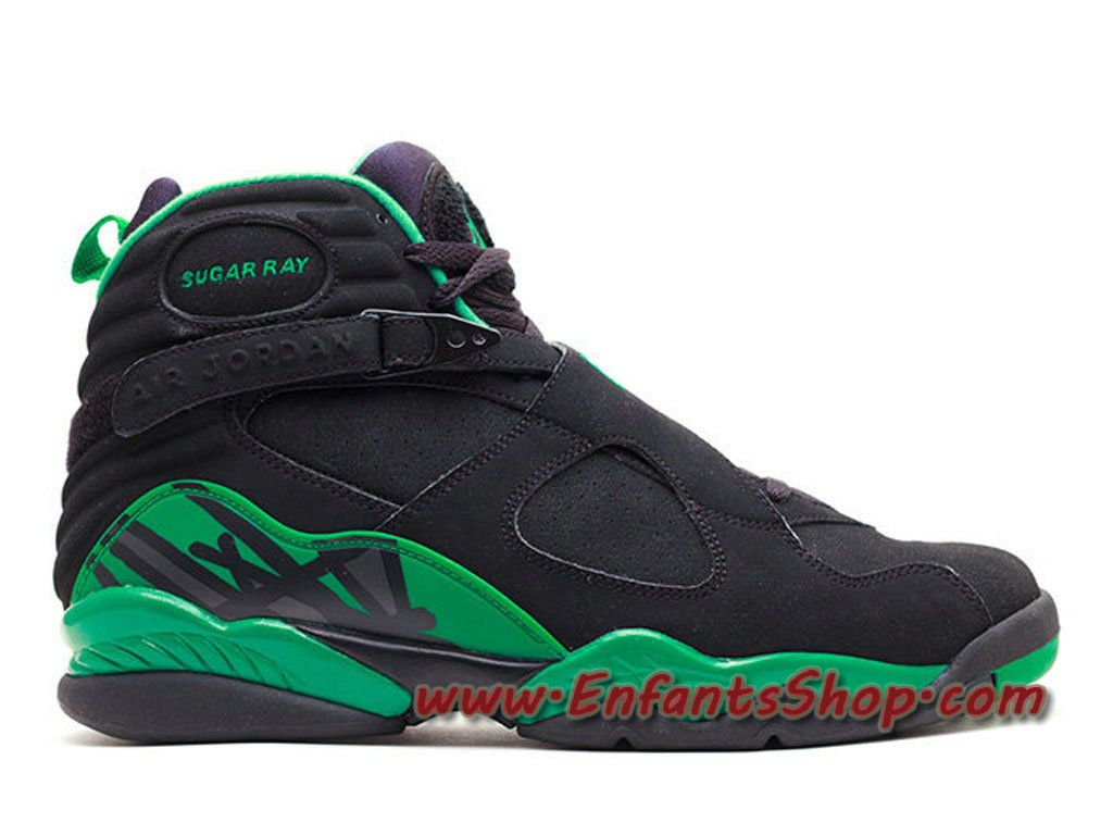 Officiel Nike Air Jordan 8 Retro Chaussures Nike Basket Pas