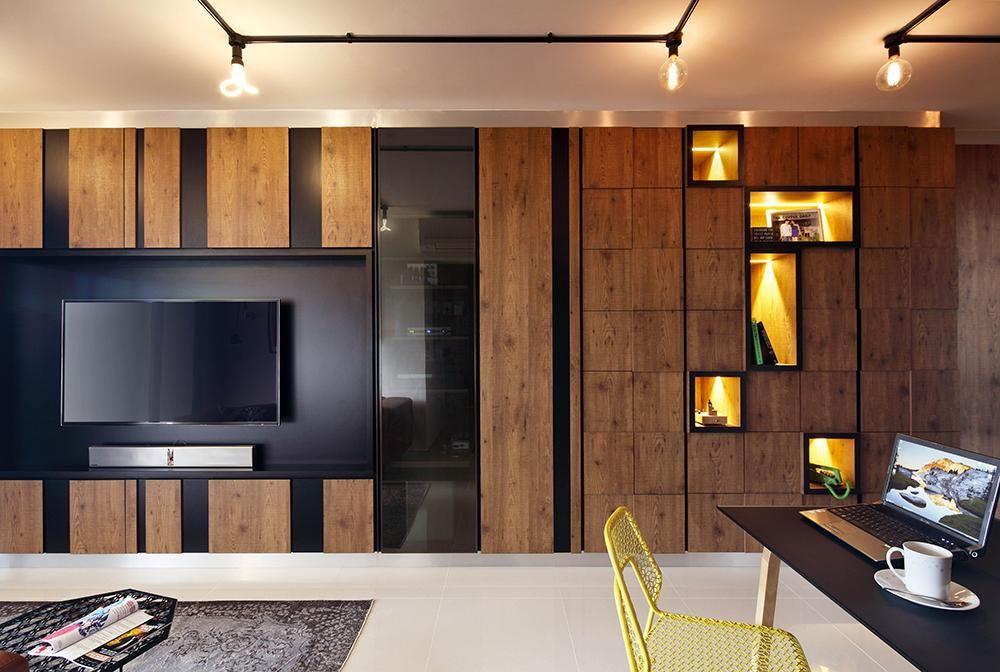 Adora Green Yishun The Scientist Interior Design Consultants Singapore Interior Design Singapore House Design Home