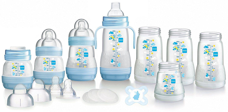 Microwave Steriliser Kit Baby Feeding Bottles Teats and Breast Pumps Sterilising