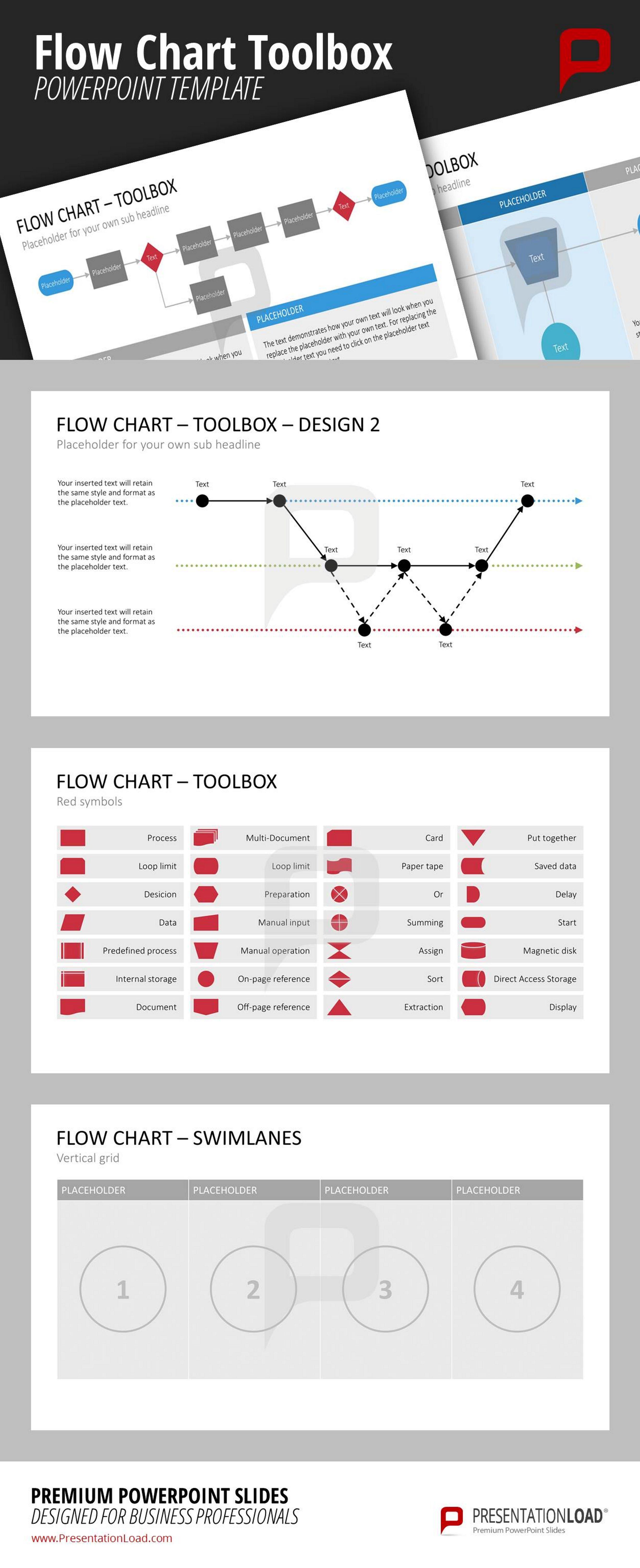 Unsere neue Flow Chart Toolbox bietet Ihnen eine schnelle und ...