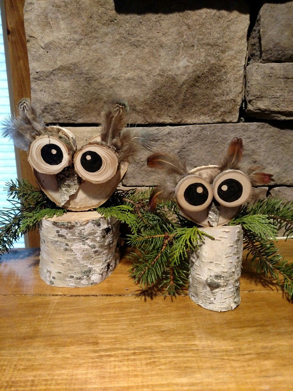 Pin by Jennifer Leibold on owls | Wood slice crafts, Wood ...