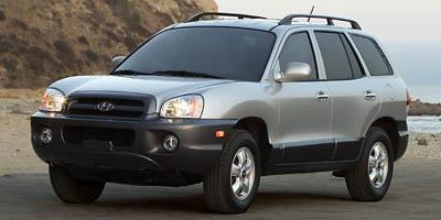 Here's a 2005 Hyundai Santa Fe for ThrowbackThursday