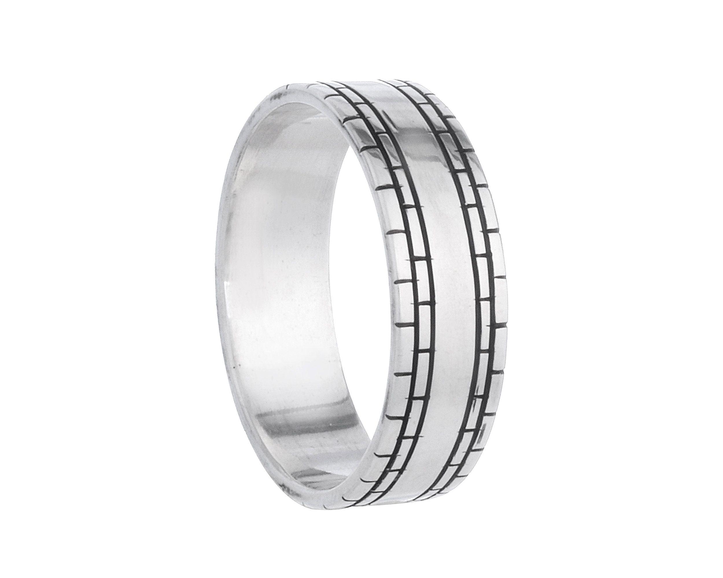 925 Sterling Silver Men S Ring Sterling Silver Wedding Etsy In 2021 Silver Wedding Bands Rings For Men Sterling Silver Wedding Band