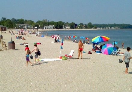 Compo Beach Westport Ct This Is Where I Grew Up Playing Learning To Swim Making Sandcastles And Inhaling Salt Water