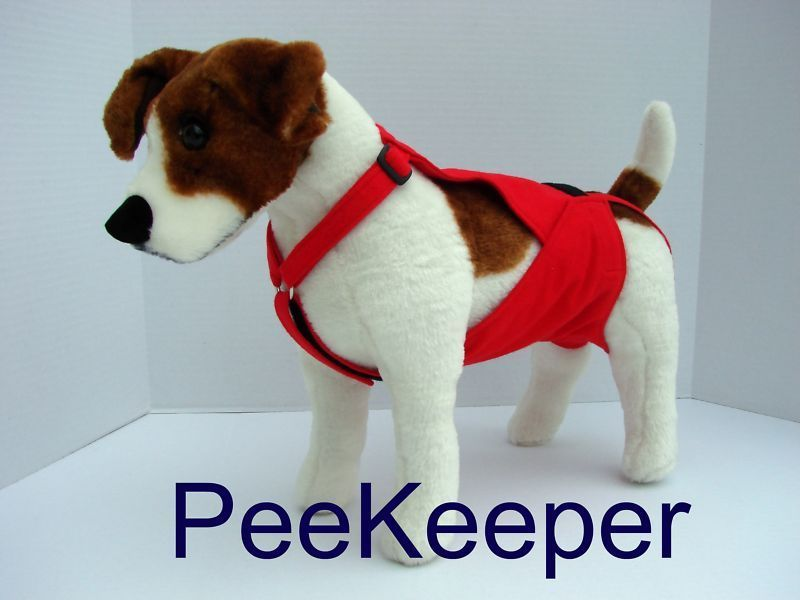 Peekeeper Escape Proof Dog Diapers For Male And Female In Pet