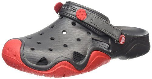 Crocs Mens SwiftwaterClog Cloggs