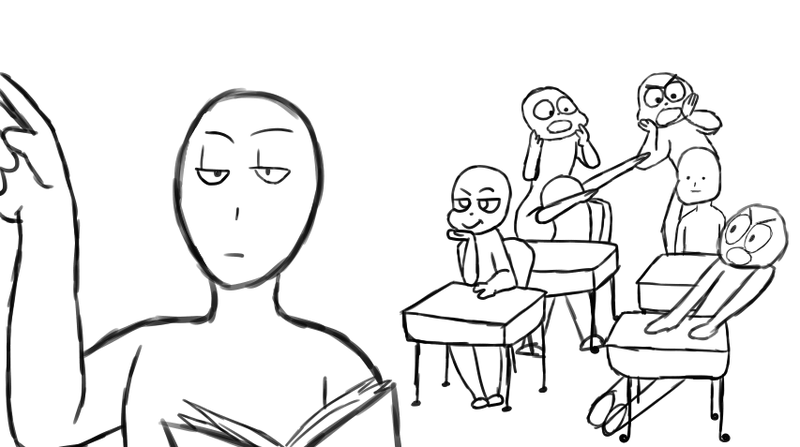 Bunch Of Draw You Squad S Classroom Drawing Meme Drawings Of Friends Drawing Base
