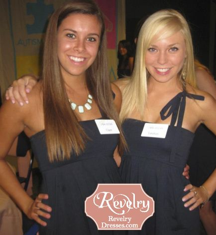 Eva Sorority Recruitment Dress by Revelry.  #RevelryRecruitmentReady