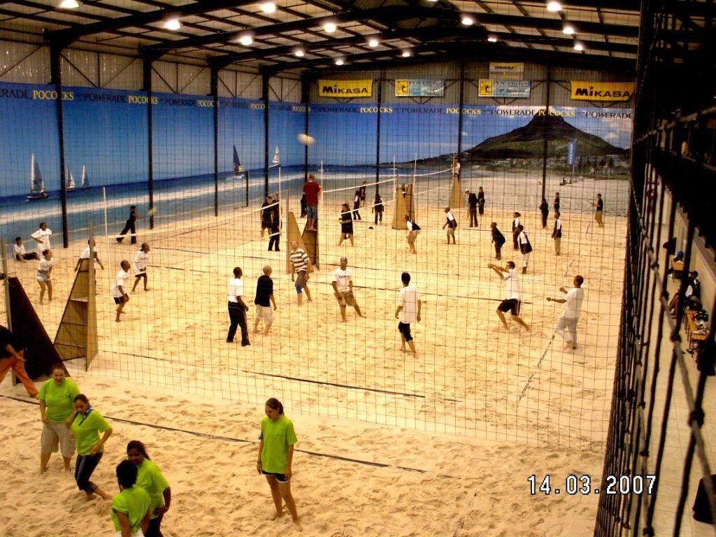 Indoor Beach Indoor Beach Sports Complex Beach