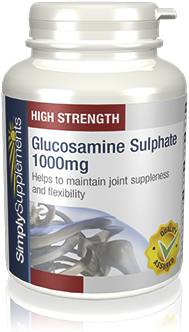 360 Tablet Tub - glucosamine sulphate tablets