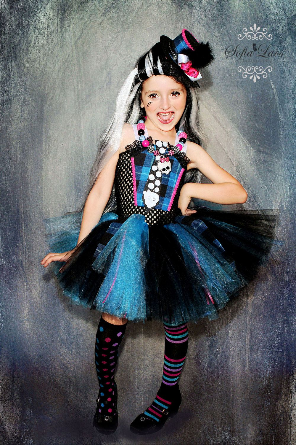 Frankie+Stein+inspired+costume+from+by+SofiasCoutureDesigns,+$69.00