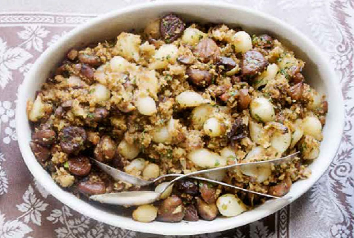 Chestnut & Pearl Onion Stuffing