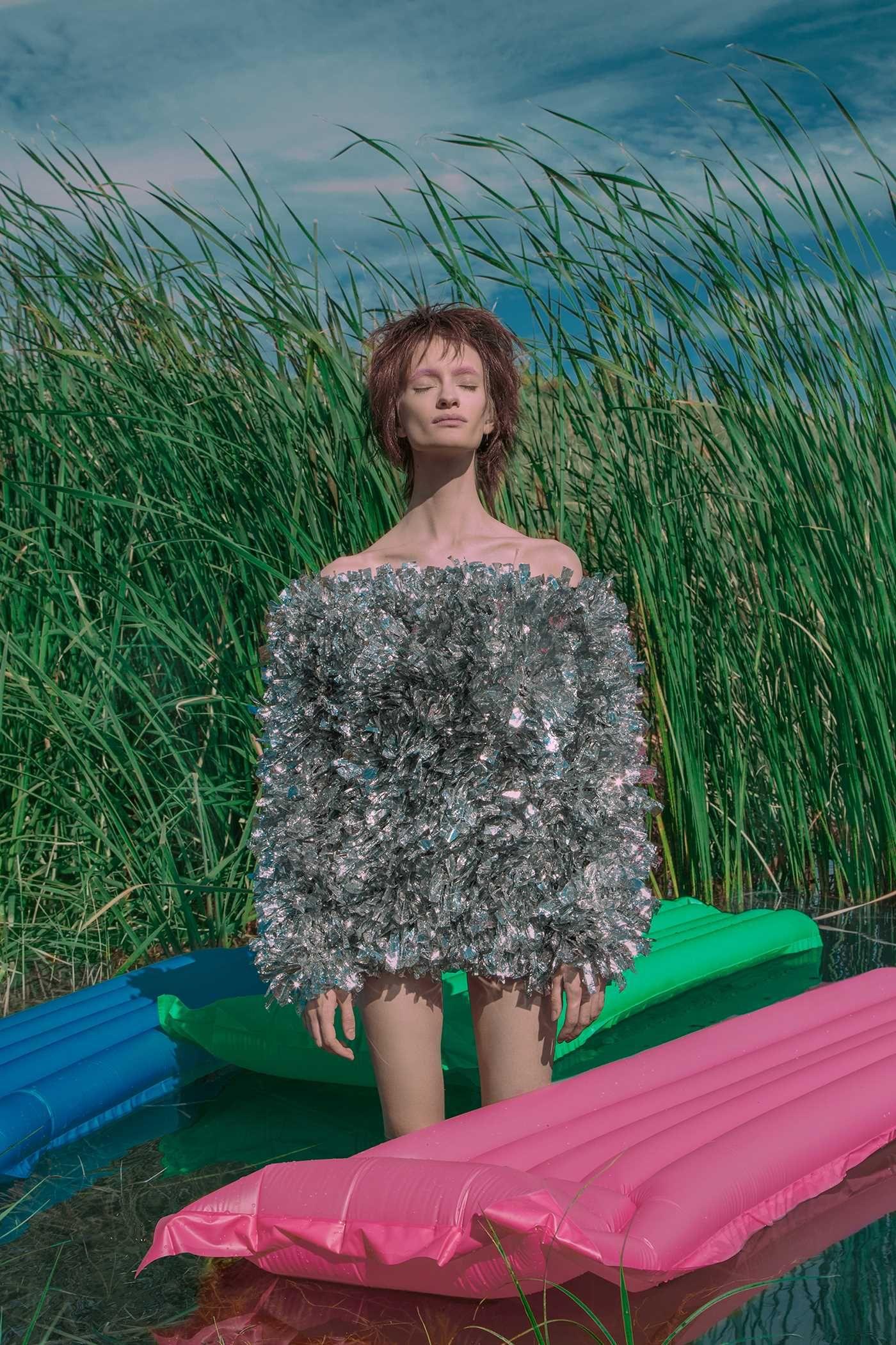 Fine Art Fashion Photography by Kamilla Hanapova Fashion