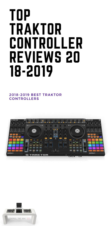 Top 7 Traktor Controllers in 2018-2019 | Control The Mix (DJ
