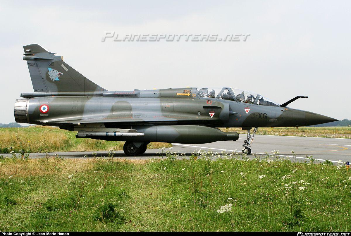 613 Armée de l'Air (French Air Force) Dassault Mirage