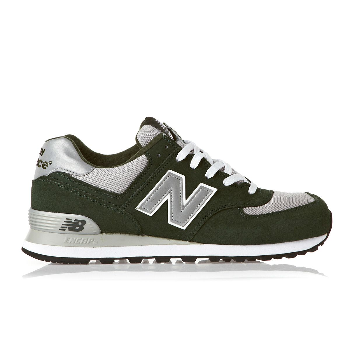 New Balance Shoes New Balance ML574 Shoes GreenGrey