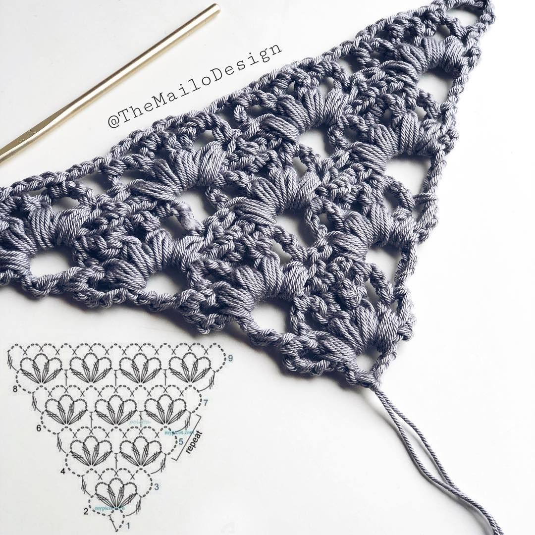 "Jelena Nemcenko on Instagram: ""What is your favorite crochet hook size? . . Mine is 3.5 mm - 4 mm, depends on project"