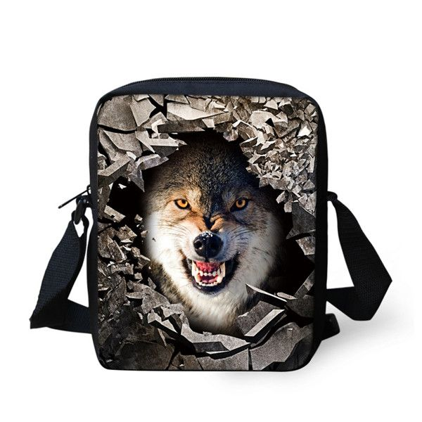 1f8d319c1cd High Quality Mini School Bags Kindergarten Children Cotton Schoolbag Small  Kids Animal Dogs Print Casual Boys