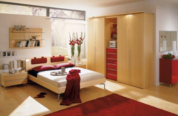 Zimmergestaltung Ideen Schlafzimmer Einrichten Zimmer Gestalten