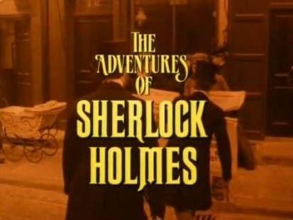 The Adventures of Sherlock Holme (TV series) - Sherlock Holmes (1984 TV series) - Wikipedia, the free encyclopedia