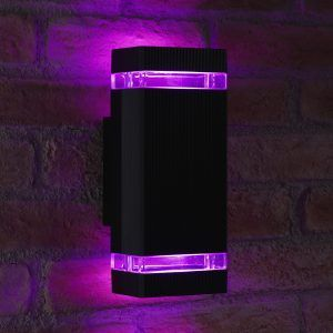 Colour changing outdoor wall lights httpnawazshariffo colour changing outdoor wall lights aloadofball