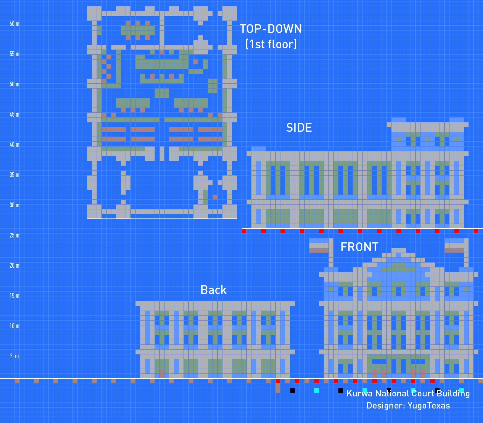 planos de casas en minecraft - Buscar con Google | Random ...