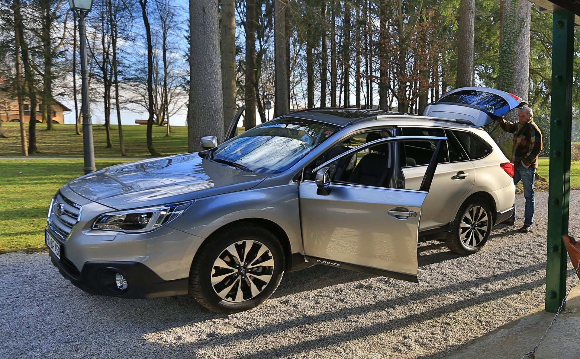 2020 Subaru Crosstrek 2020 Subaru Outback New 2015 Subaru Outback 2