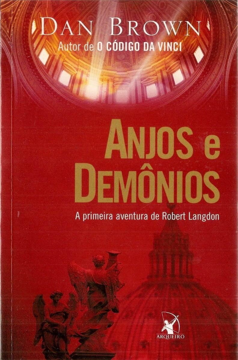 Anjos E Demonios Dan Brown Livro Anjos E Demonios Anjos E