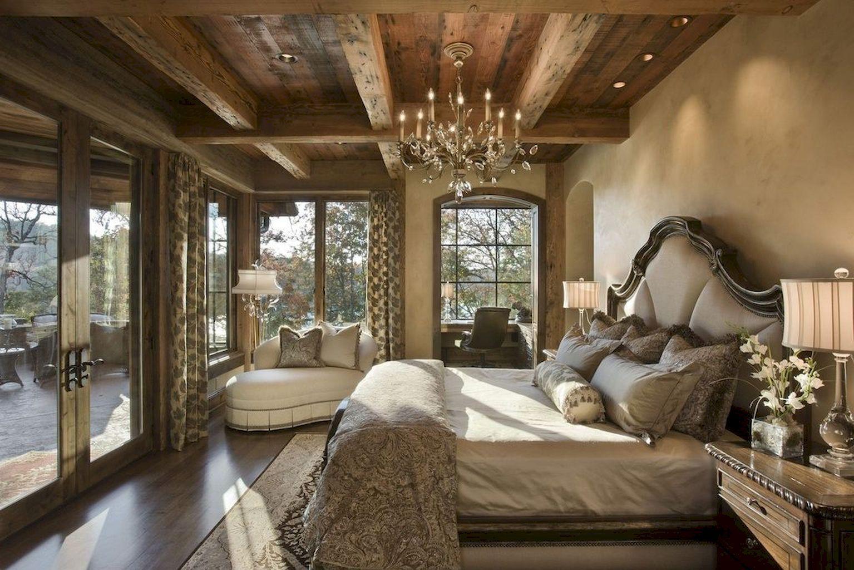 Top 25 Farmhouse Master Bedroom Decor Ideas   Elegant ... on Best Master Bedroom Ideas  id=77013