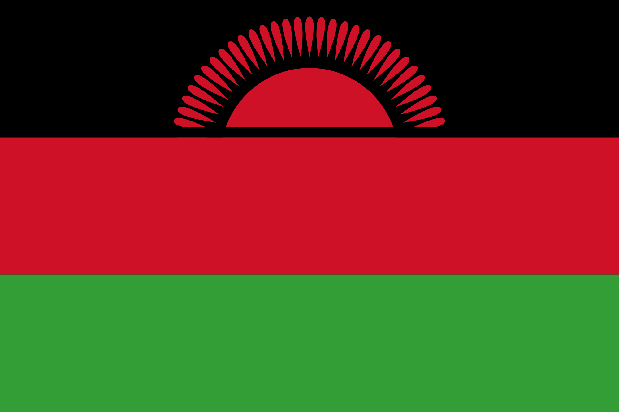 Malawi Takes Bold Step Breaks Ground On New 60 Mw Solar Park Malawi Flag Flags Of The World National Flag