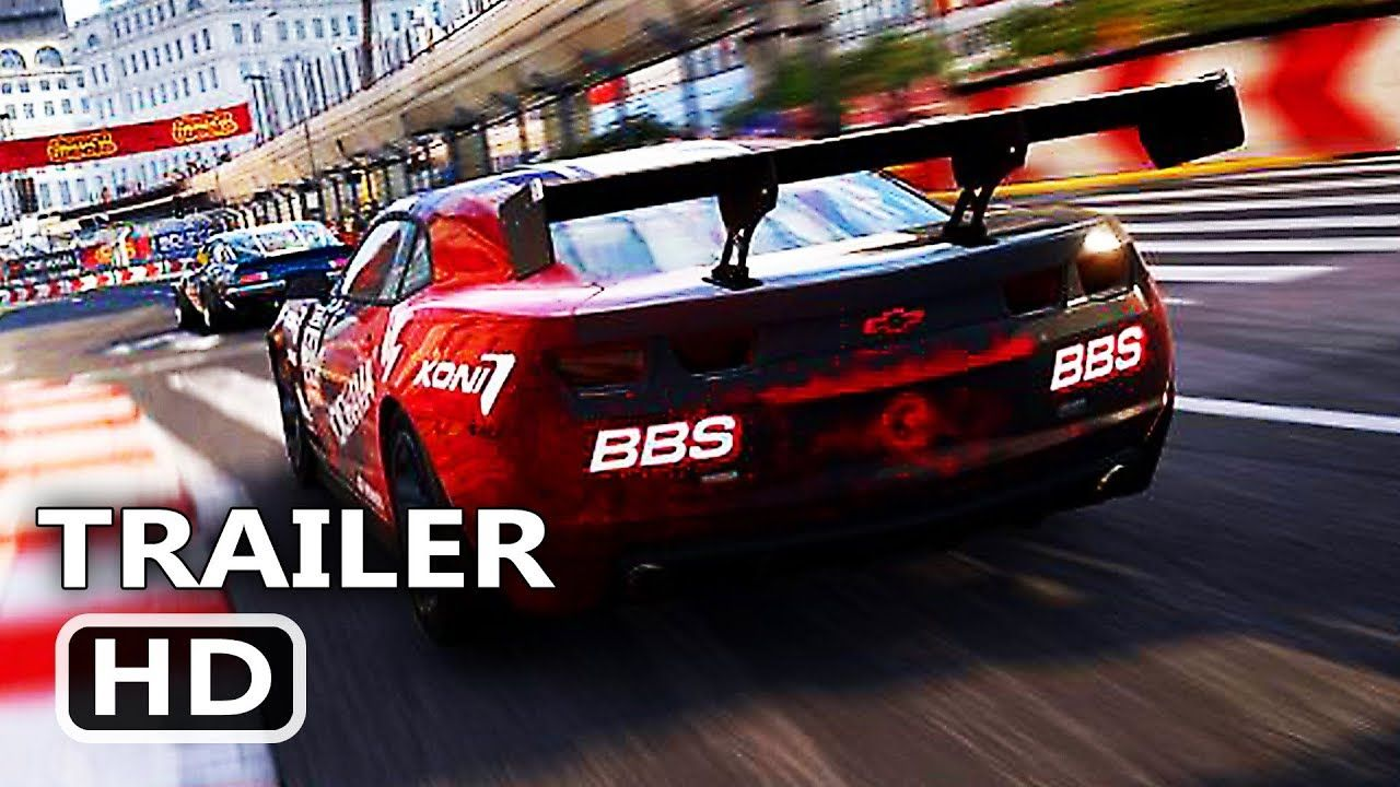 PS4 Grid Trailer (2019)