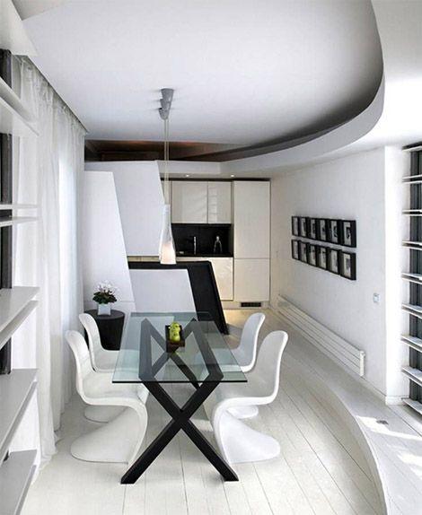 modern #dining room