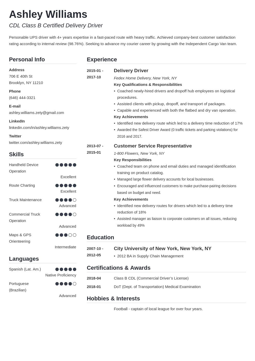 Barback Resume Example Template Simple Resume Examples Job Resume Examples Resume Layout
