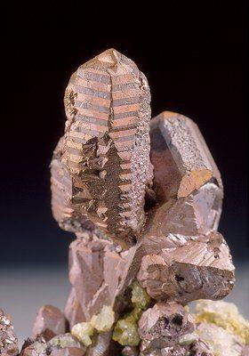Copper (Twinned) / Santa Rita, New Mexico