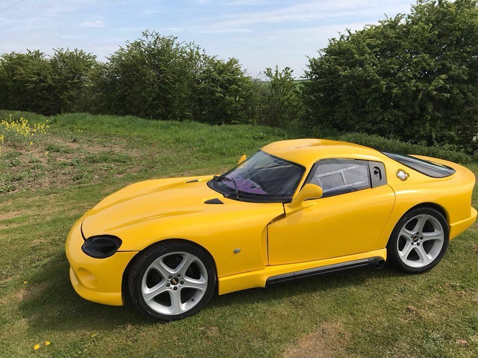 Dodge Viper Venom Replica Kitcar Kitcar Kit Cars And Replicas