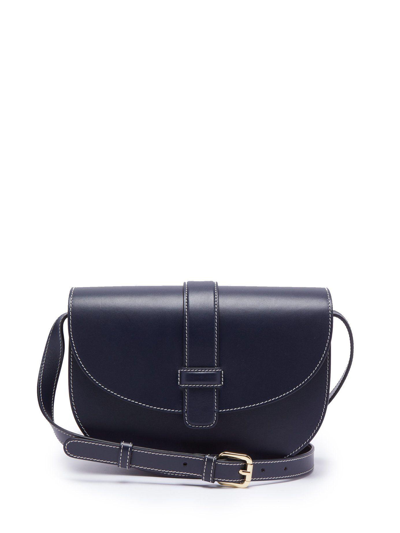 1ea02b621b Eloise leather cross-body bag